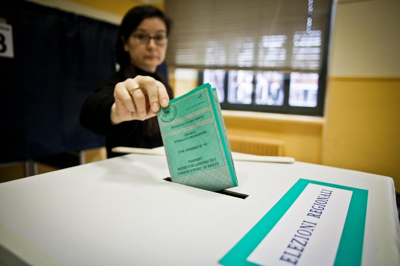 Elezioni 2013, le votazioni