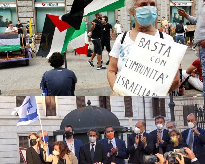 Solidarietà Plestina: ph by Giulia Scialò